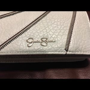 NWT Jessica Simpson Light Gray Wallet